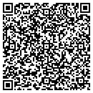 QR-код с контактной информацией организации Alltennis