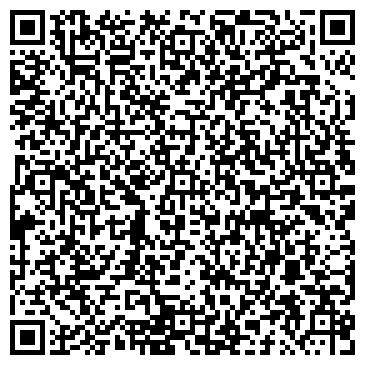 QR-код с контактной информацией организации Школа тенниса Прокофьев