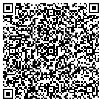 QR-код с контактной информацией организации Школа Айкидо, Киев