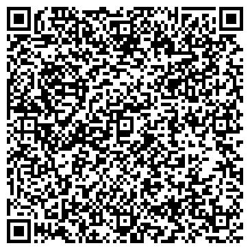 QR-код с контактной информацией организации Фитнесс-студия Aerostep
