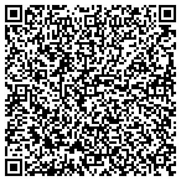 QR-код с контактной информацией организации Йога студия, СПД