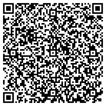 QR-код с контактной информацией организации Атма йога-студия, ООО