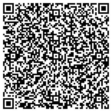 QR-код с контактной информацией организации Русская баня Каскад, ЧП
