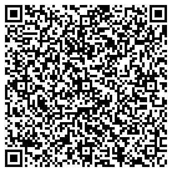 QR-код с контактной информацией организации Арома-Сауна, ООО