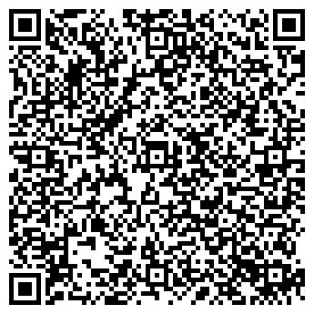 QR-код с контактной информацией организации Саун Клуб, ЧП