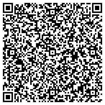 QR-код с контактной информацией организации БАННЫЙ КЛУБ Добрыня, ЧП
