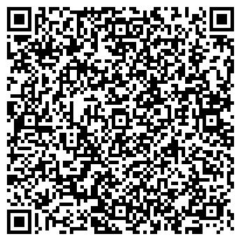 QR-код с контактной информацией организации Фитнес Олимп, ЧП