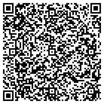 QR-код с контактной информацией организации Школа «Angels»