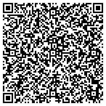 QR-код с контактной информацией организации магазин товаров для фитнеса «Юнона»