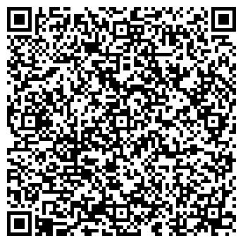 QR-код с контактной информацией организации Фитнес-центр Тонус, ИП