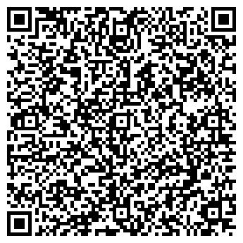 QR-код с контактной информацией организации Fitcurves (Фиткурвес) ФК