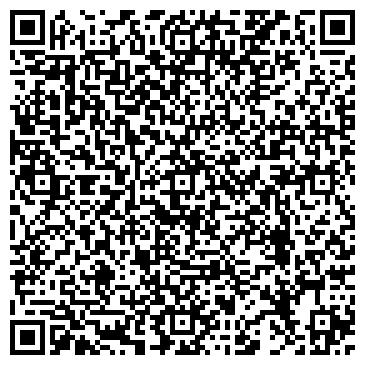 QR-код с контактной информацией организации Гостевой дом Теремок