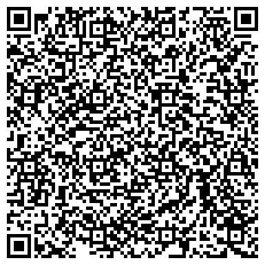 QR-код с контактной информацией организации Ева Дамский Фитнес-Клуб, ИП
