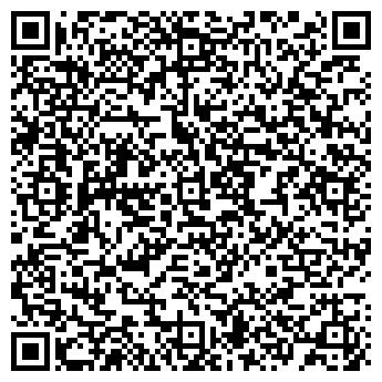 QR-код с контактной информацией организации Максимус, ИП
