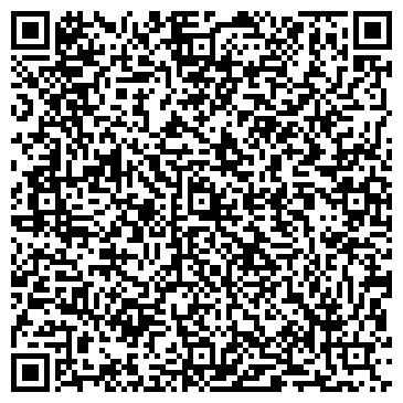 QR-код с контактной информацией организации Теннис клуб.кз (Tennisclub.kz), ИП