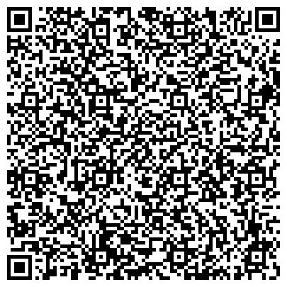 QR-код с контактной информацией организации школа современной хореографии