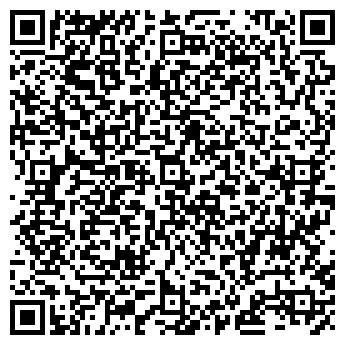 QR-код с контактной информацией организации кожгалантерея Petek