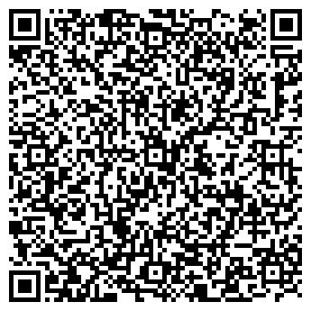 QR-код с контактной информацией организации Крепкий орешек, ООО
