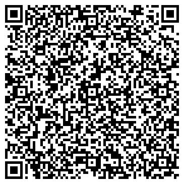 QR-код с контактной информацией организации Зеленое яблоко, салон красоты