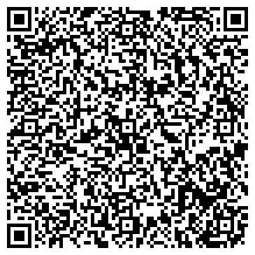 QR-код с контактной информацией организации Салон красоты Санторини, ЧП