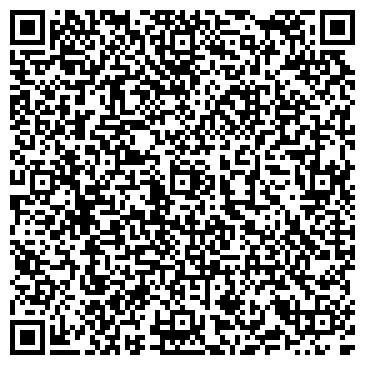 QR-код с контактной информацией организации Кинезис, Центр доктора Бубновского