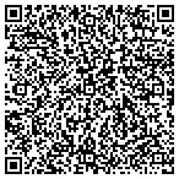 QR-код с контактной информацией организации Savanna (Саванна), ИП салон красоты,