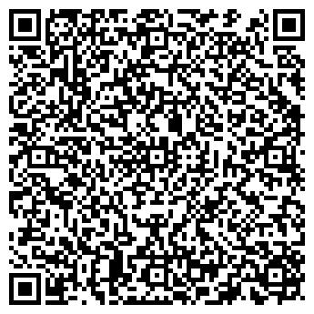 QR-код с контактной информацией организации Еванс, ООО