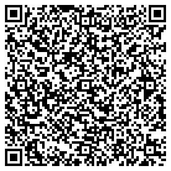 QR-код с контактной информацией организации Главдоставка, ОАО
