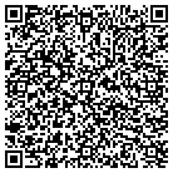 QR-код с контактной информацией организации Кедентранссервис, АО