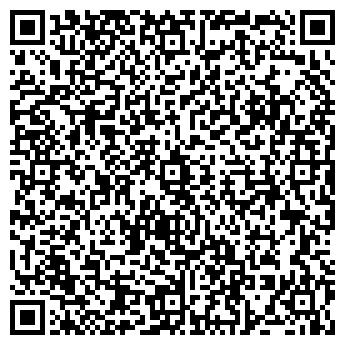 QR-код с контактной информацией организации Локомотив, АО