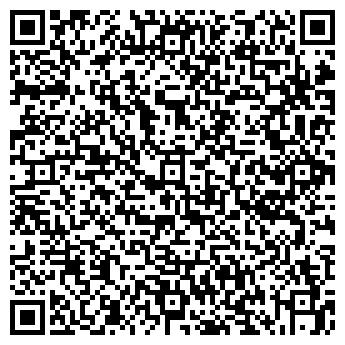 QR-код с контактной информацией организации Снежинка, ЗАО