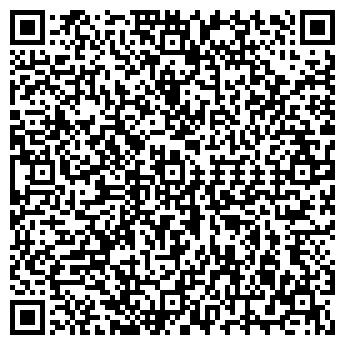QR-код с контактной информацией организации М Транс, ООО