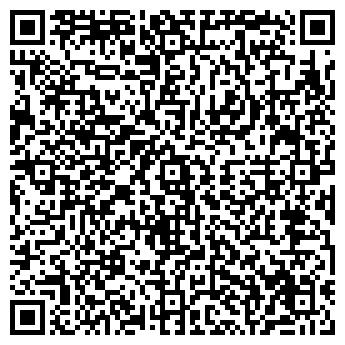 QR-код с контактной информацией организации Автокард, ЗАО
