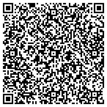 QR-код с контактной информацией организации Магазин Автозапчастей, ИП