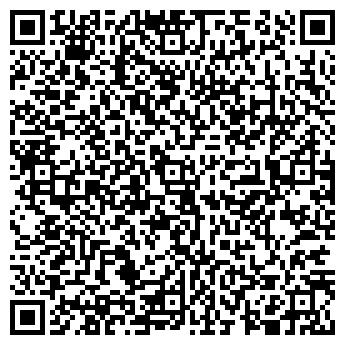 QR-код с контактной информацией организации Таксопарк, ИП