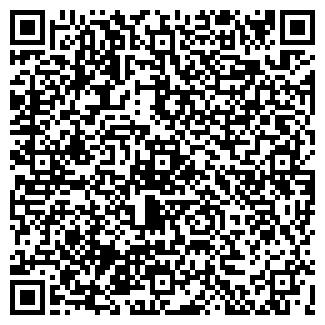 QR-код с контактной информацией организации Рамена