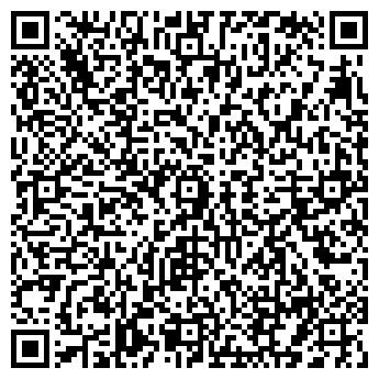 QR-код с контактной информацией организации Ткатон, ПЧУП
