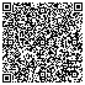 QR-код с контактной информацией организации Райзинг, ООО СП
