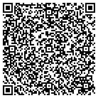 QR-код с контактной информацией организации БВТ-транс, ИП
