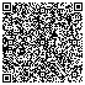 QR-код с контактной информацией организации Командор Клуб, ЧП