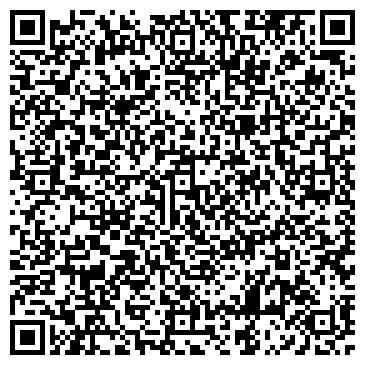QR-код с контактной информацией организации Метацентр, ЧП