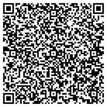 QR-код с контактной информацией организации Мега-Шиппинг, ООО
