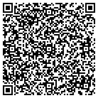 QR-код с контактной информацией организации Хеликоптер, ООО