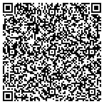 QR-код с контактной информацией организации Трансаэро Турс, ИП