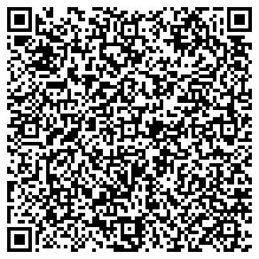 QR-код с контактной информацией организации Корпорация АурА, Корпорация