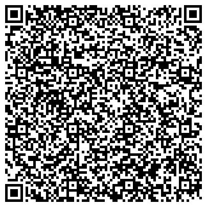 QR-код с контактной информацией организации East Wing (Ист Винг), АО