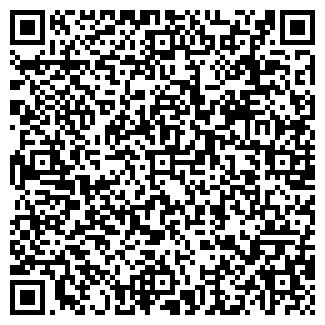QR-код с контактной информацией организации МАК Эйр, АО