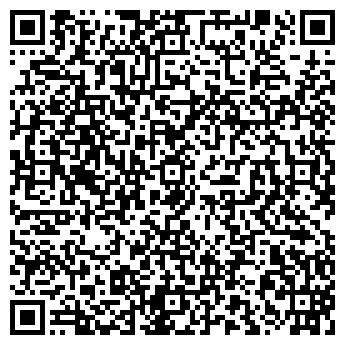 QR-код с контактной информацией организации Частное предприятие Пром текстиль Украина