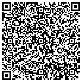 QR-код с контактной информацией организации Лендскейп
