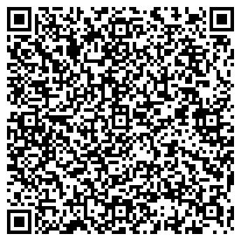 QR-код с контактной информацией организации ТОО «Лаура плюс»